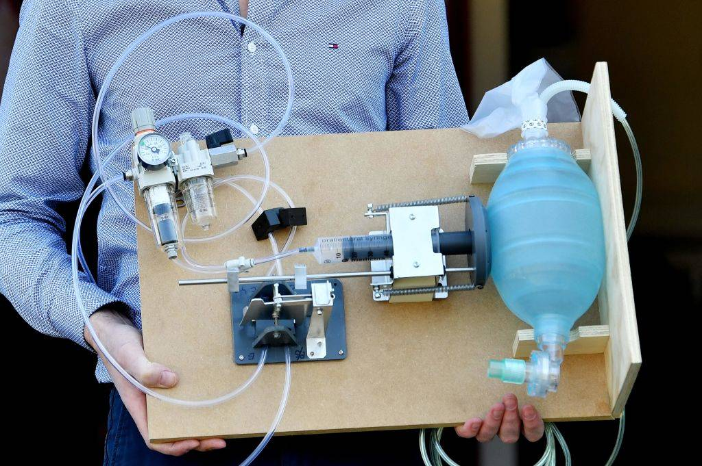 Gtech Ventilator