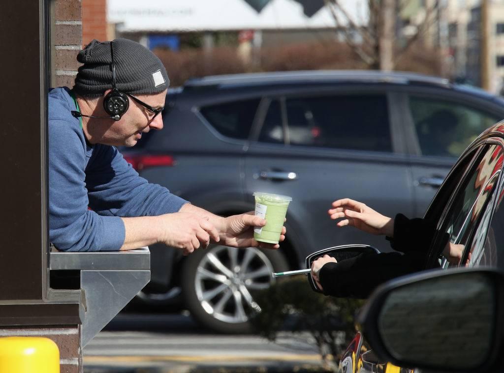 Starbucks Paying Employees