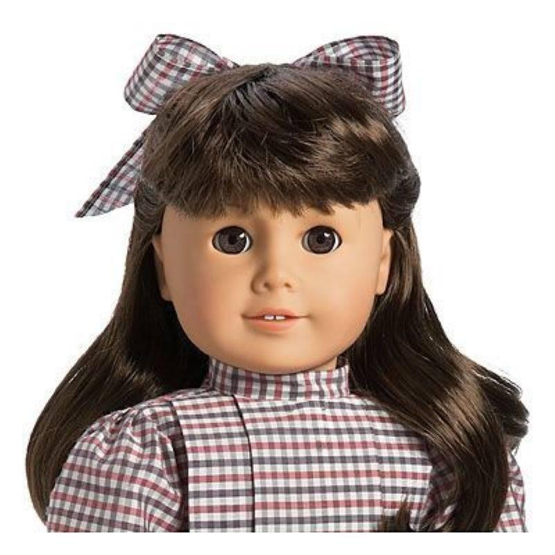 Samantha, One Of The Original American Girl Dolls