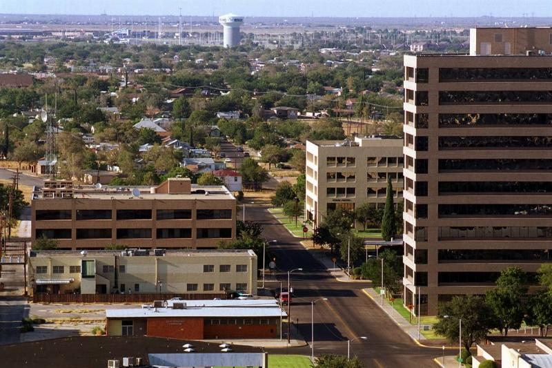 midland texas view