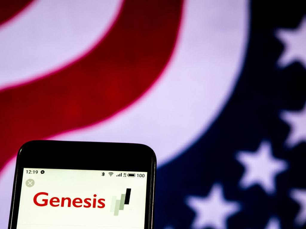 Phone with Genesis App