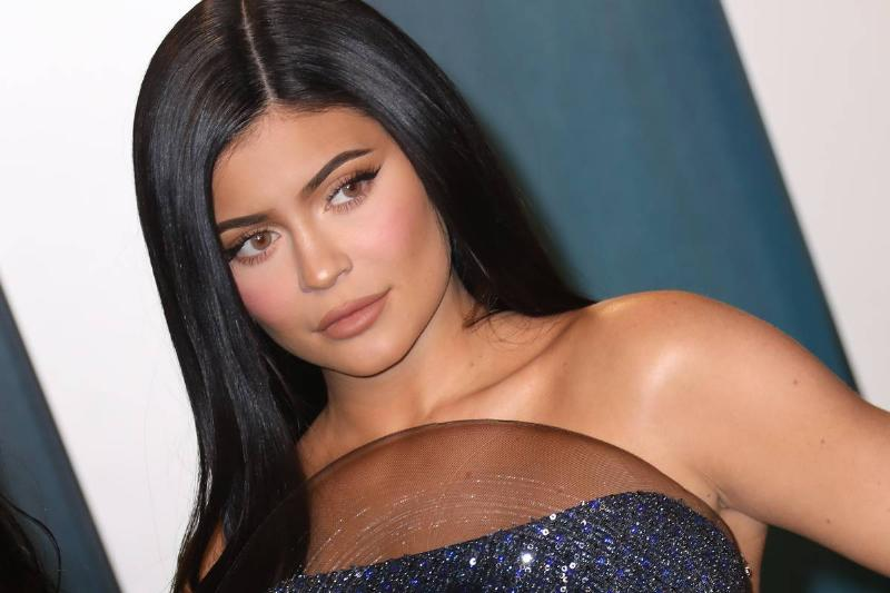 Kylie Jenner attends the 2020 Vanity Fair Oscar Party.