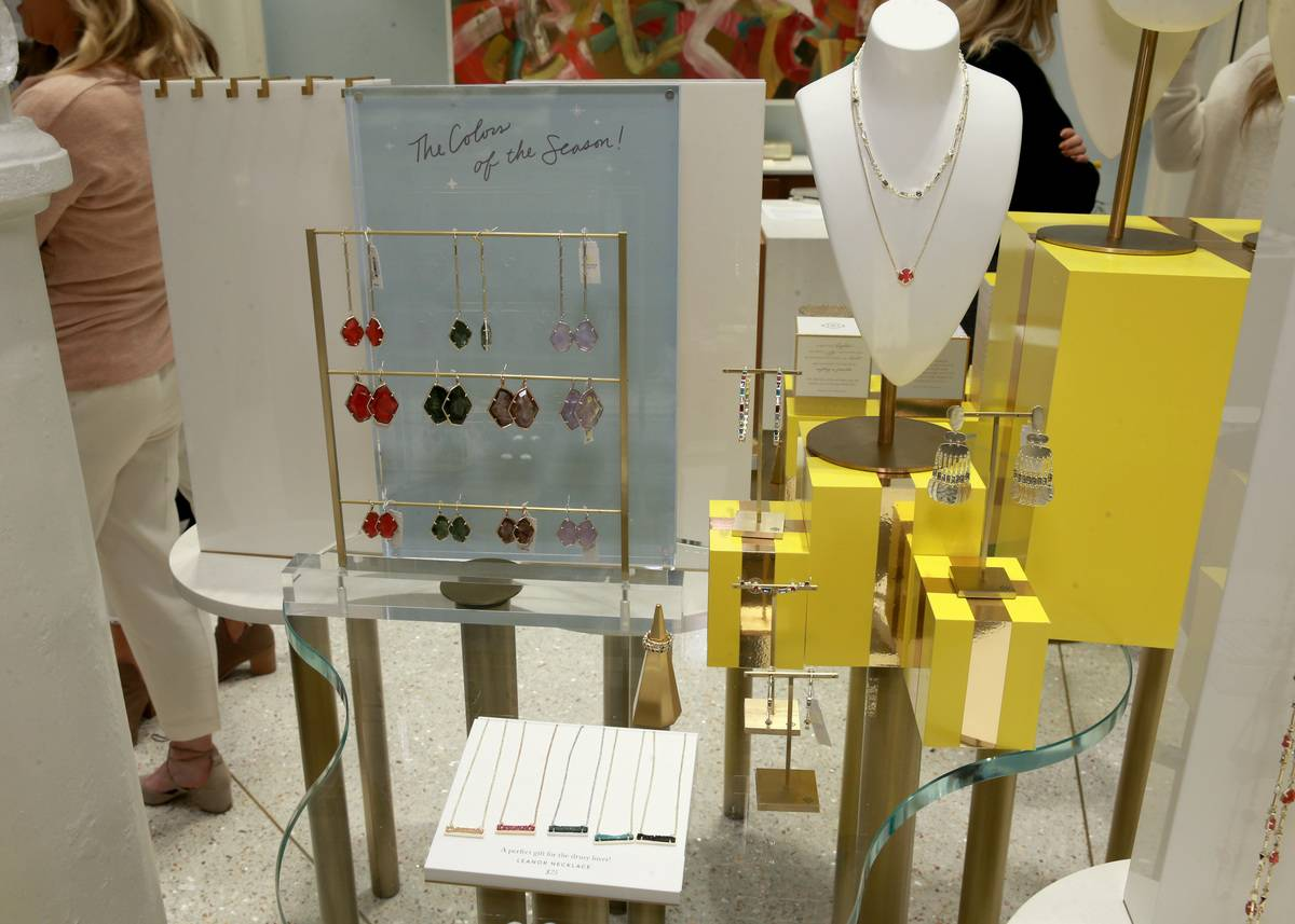 Kendra Scott SoHo Store Ear Piercing Event