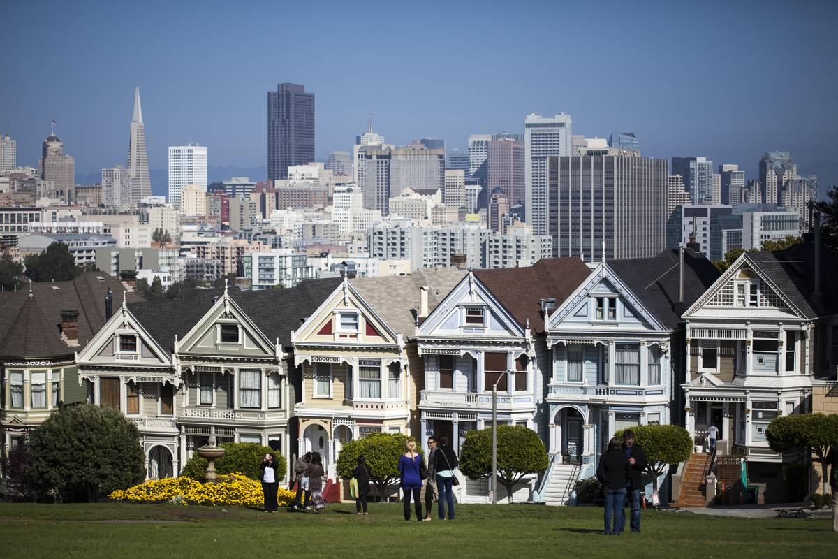 Places To Visit - San Francisco