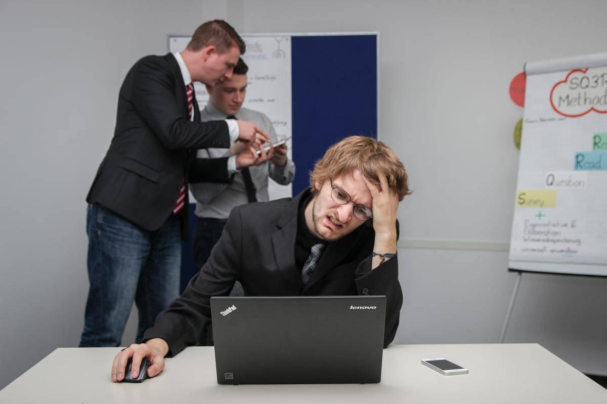 ignored employee