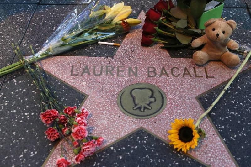 Bacall star