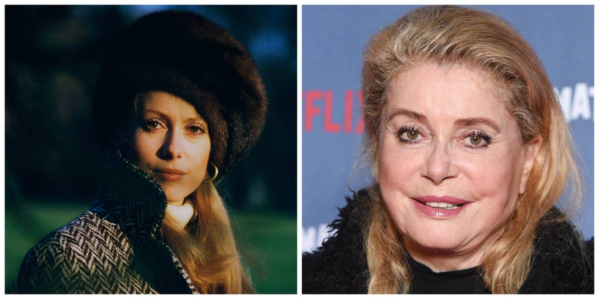Catherine Deneuve: $75 Million