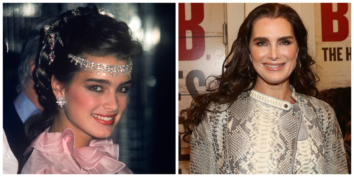 Brooke Shields: $25 Million
