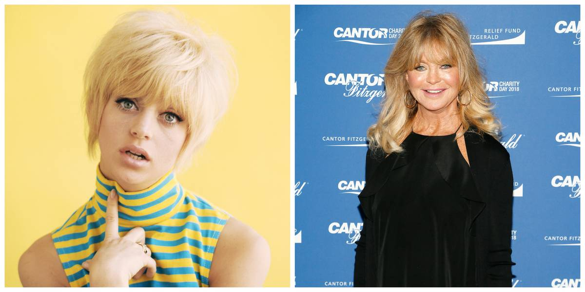 Goldie Hawn: $60 Million