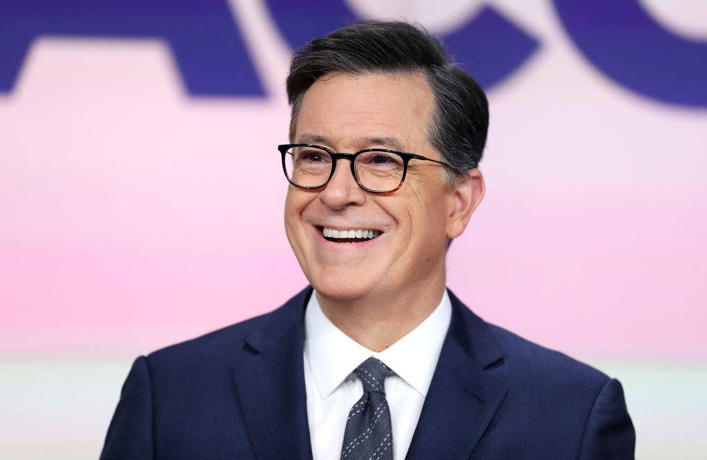Photo of Stephen Colbert