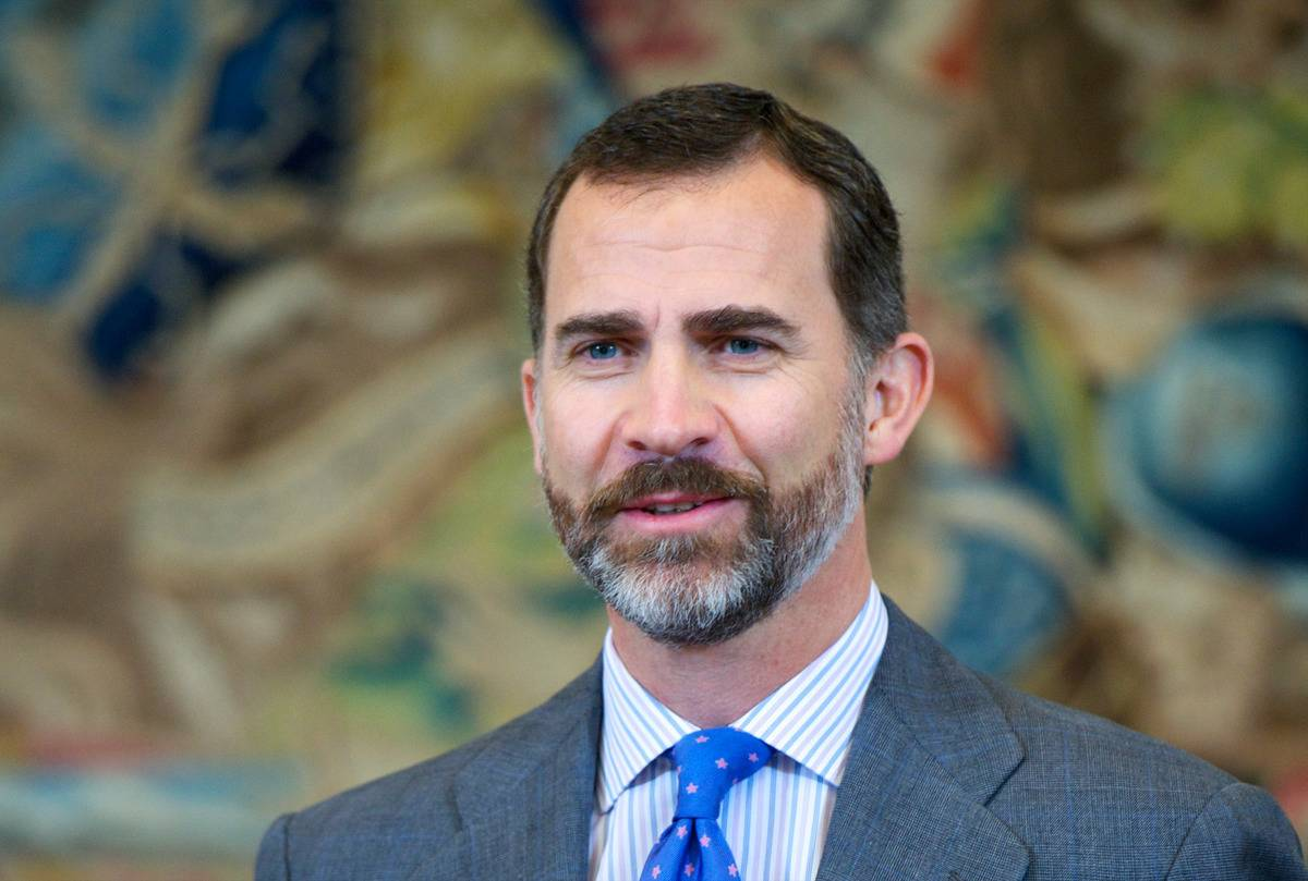 King Felipe Has Multiple Degrees