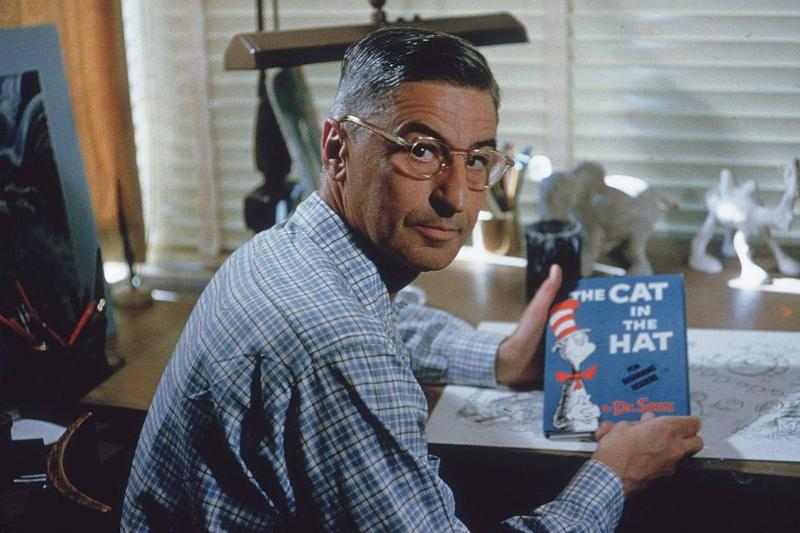 Photo of Dr. Seuss