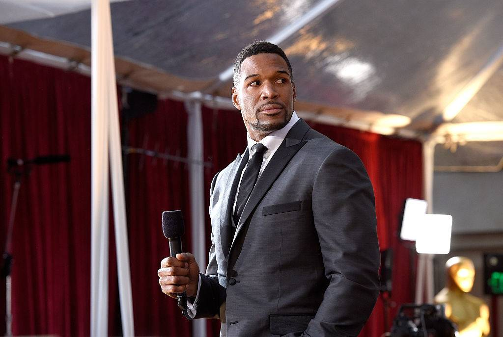 Picture of Michael Strahan