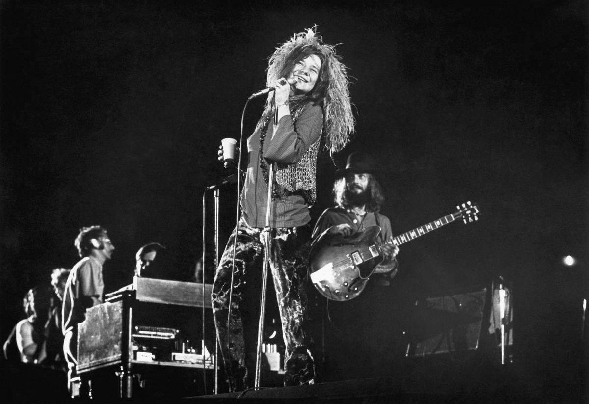 Janis Joplin - $7,500