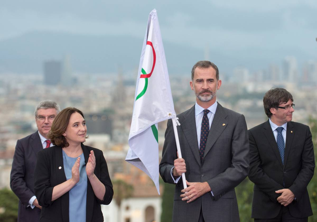 King Felipe VI Competed In The 1992 Olympic Games