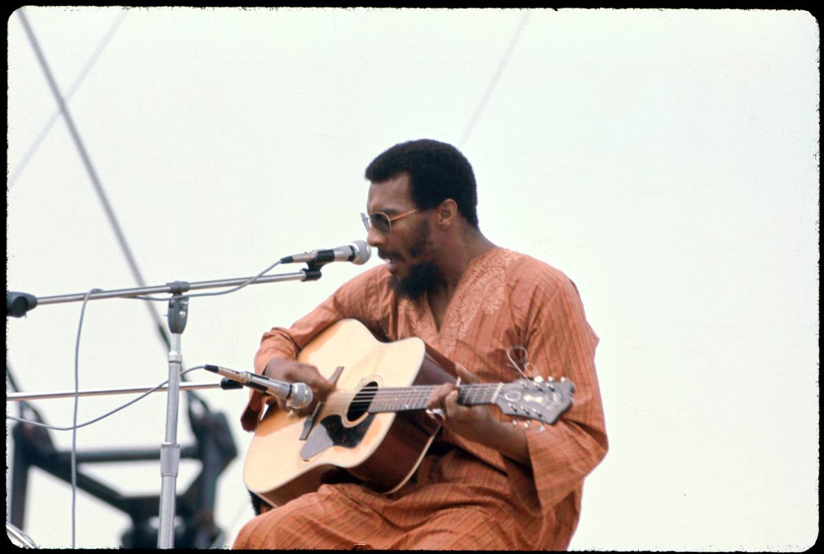 Richie Havens - $6,000
