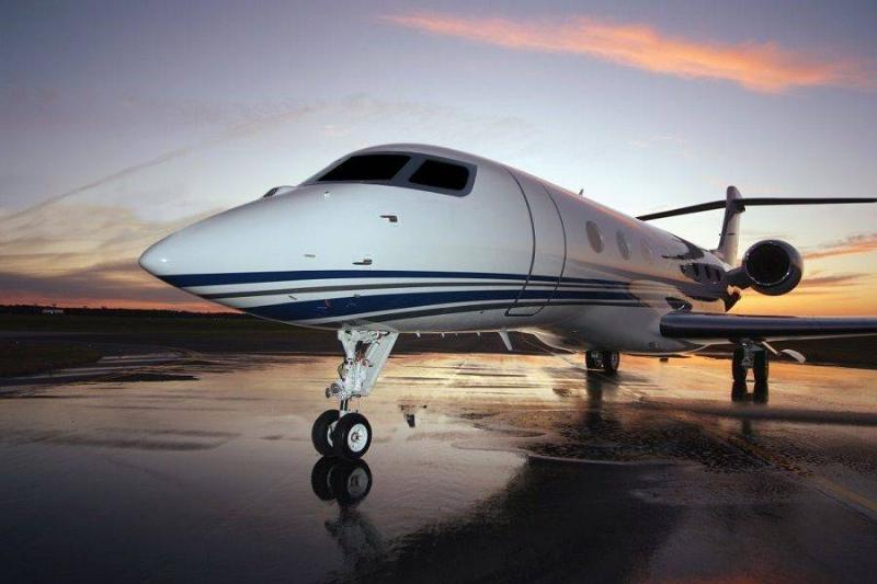 rupert murdoch private jet