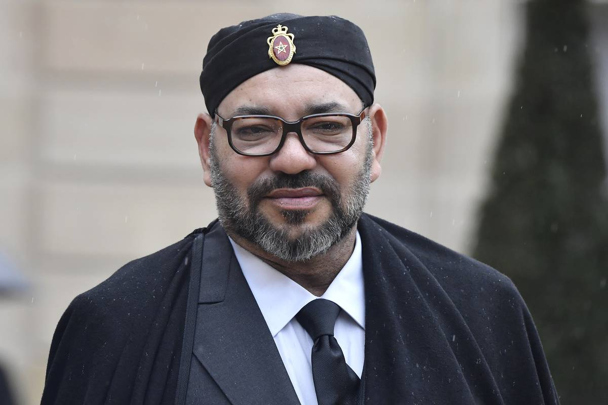 King Mohammed VI Of Morocco ($2.1 Billion)