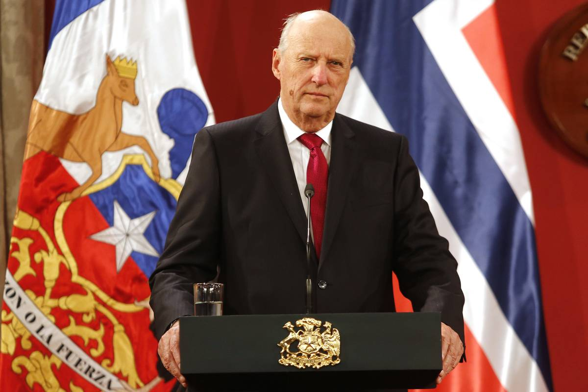 King Harald V Of Norway ($30 Million)