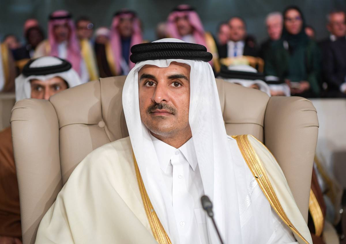 Emir Sheikh Tamim bin Hamad Al Thani Of Qatar ($1.2 Billion)