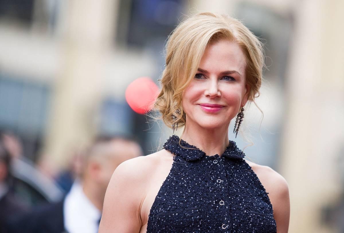 Nicole Kidman: A Washing Machine For Her Parents