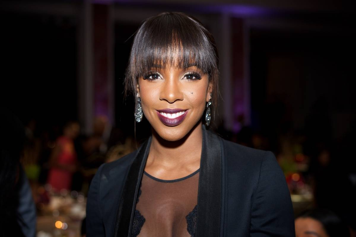 Kelly Rowland: Groceries For A Big Party