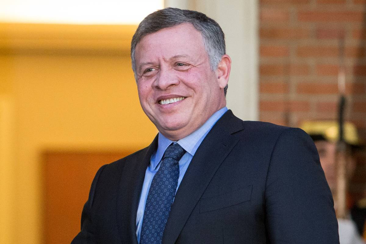 King Abdullah II Of Jordon ($750 Million)