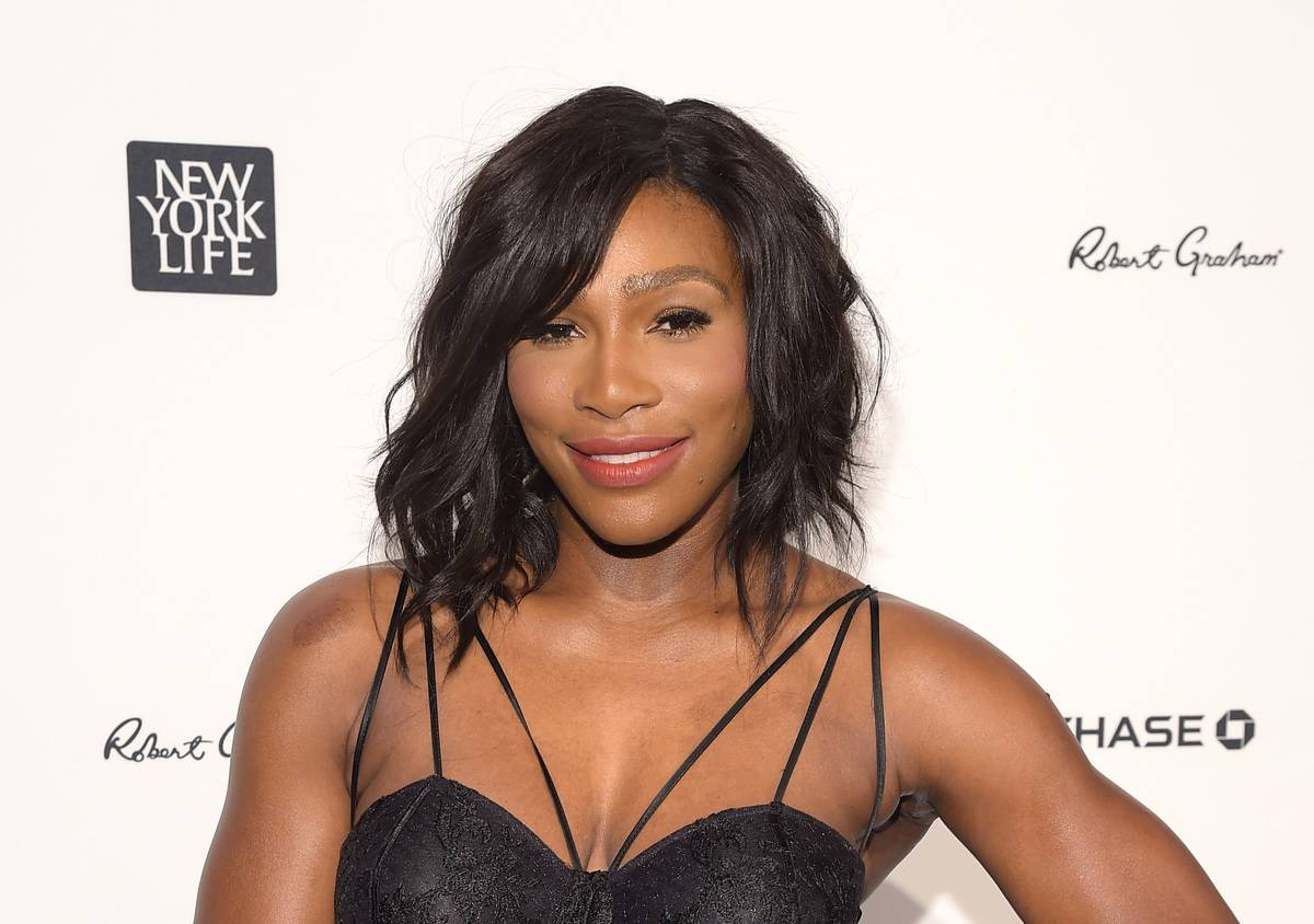 Serena Williams: Absolutely Nothing!