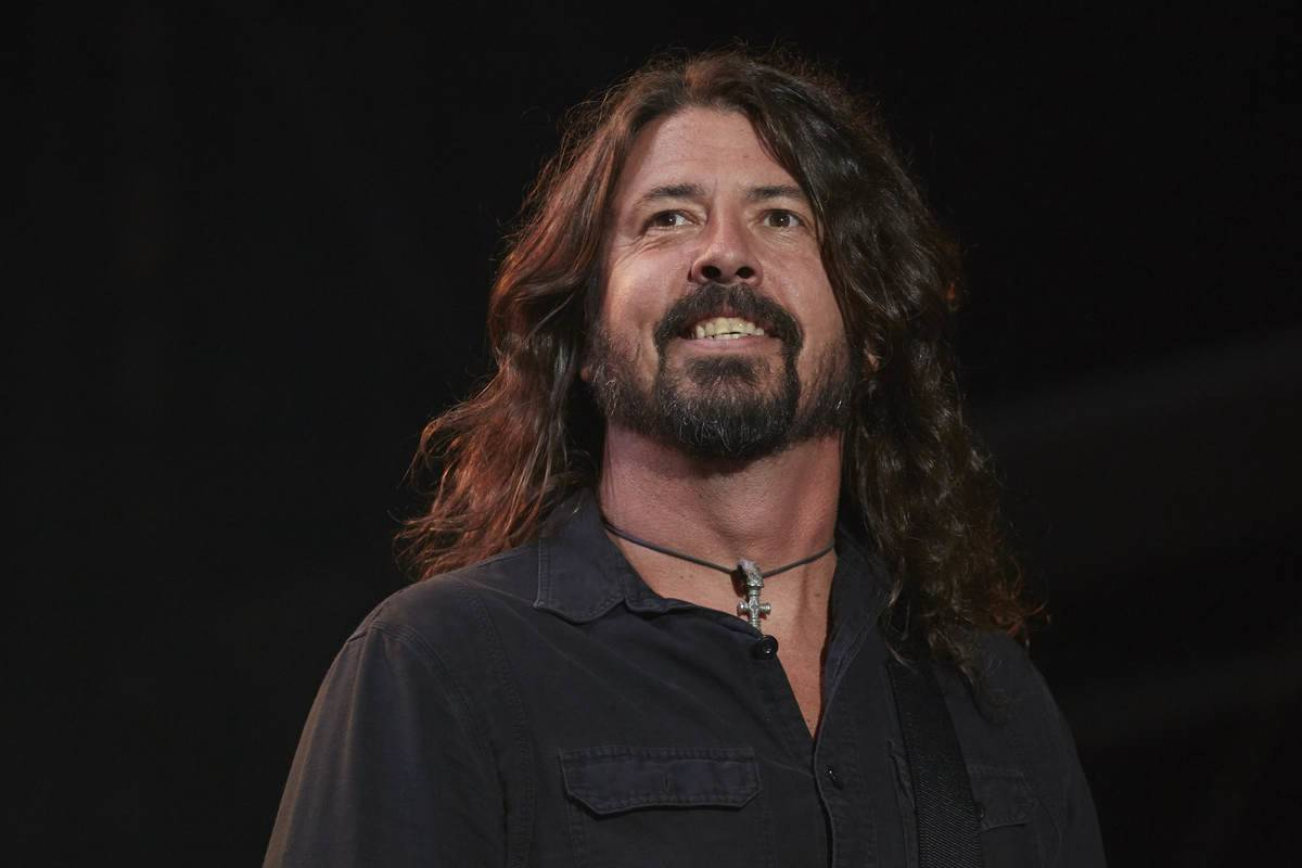Dave Grohl: A House In North Carolina, A Smoker, And BBQ