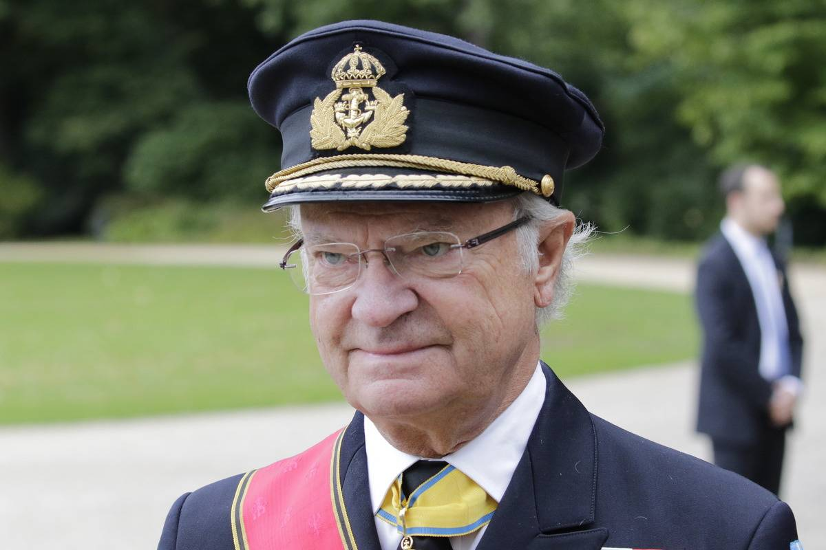 King Carl XVI Gustaf Of Sweden ($70 Million)