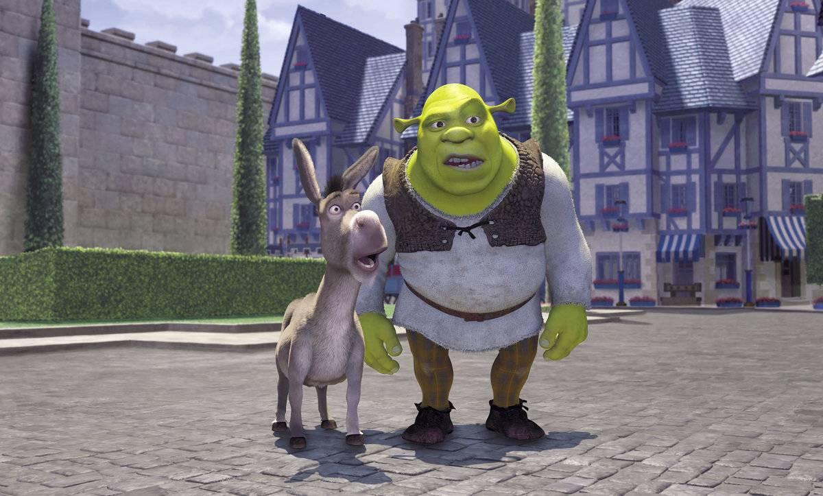 Shrek: $3.55 Billion
