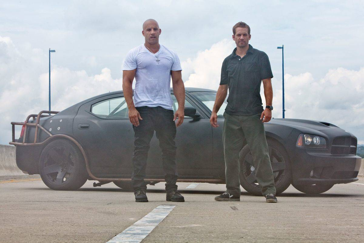 The Fast And The Furious: $5.9 Billion