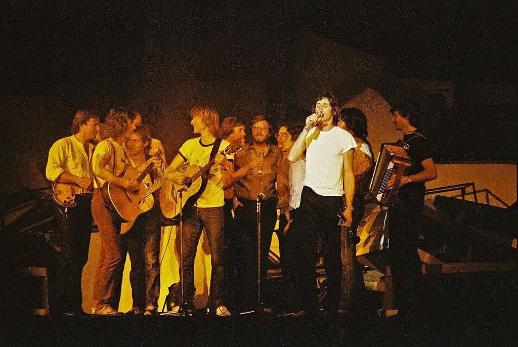 Pink Floyd On Stage