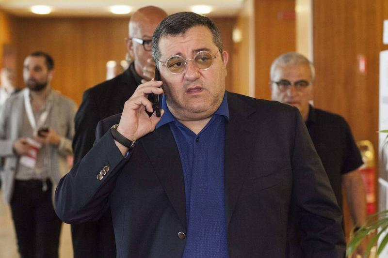 Mino Raiola Earns $43.5 In Commissions