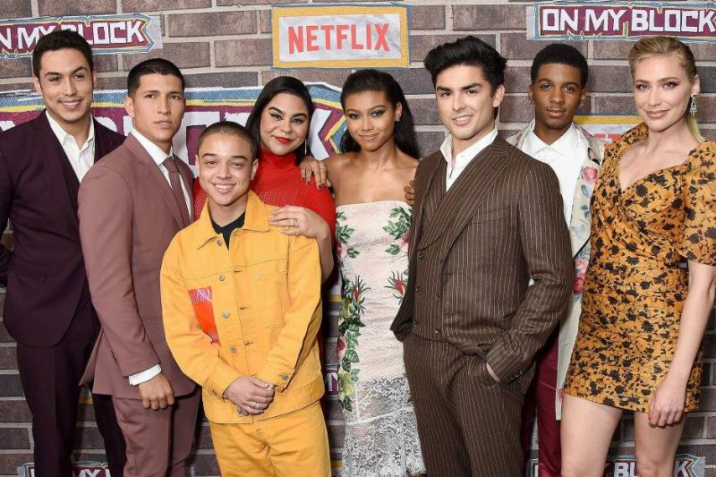 Cast of On My Block