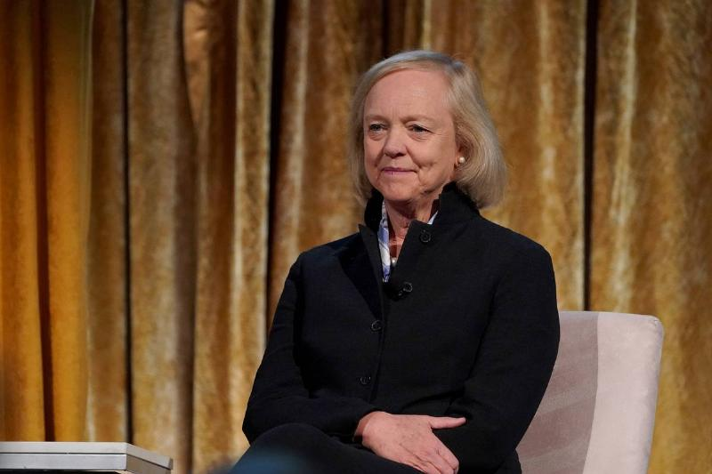 meg whitman billionaire