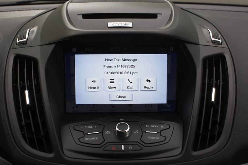 18. Leaving personal information inside the car (infotainment system)getty