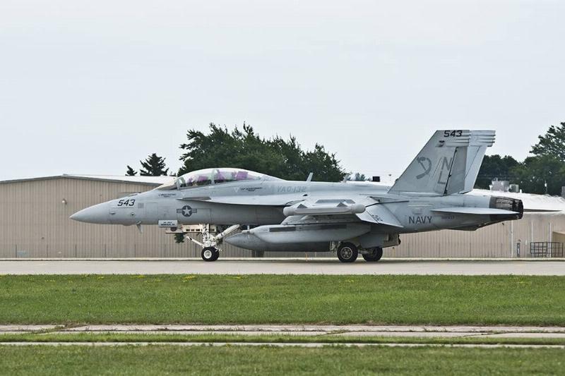 19. Boeing EA-18G Growler