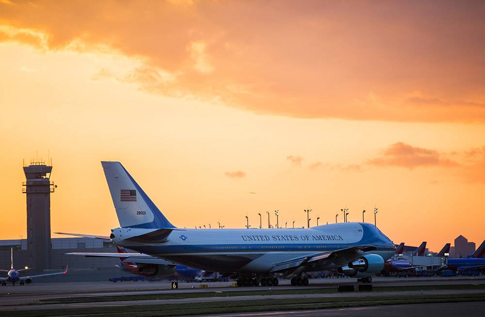 2. Air Force One