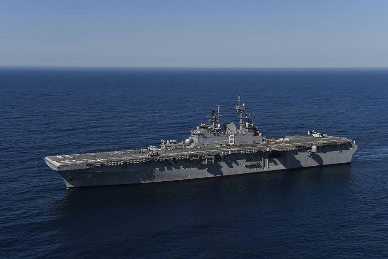 22. USS America LHA 6