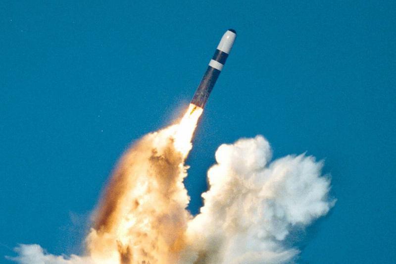 27. Trident II Missile