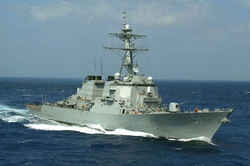 28. Arleigh Burke DDG 51 Destroyer