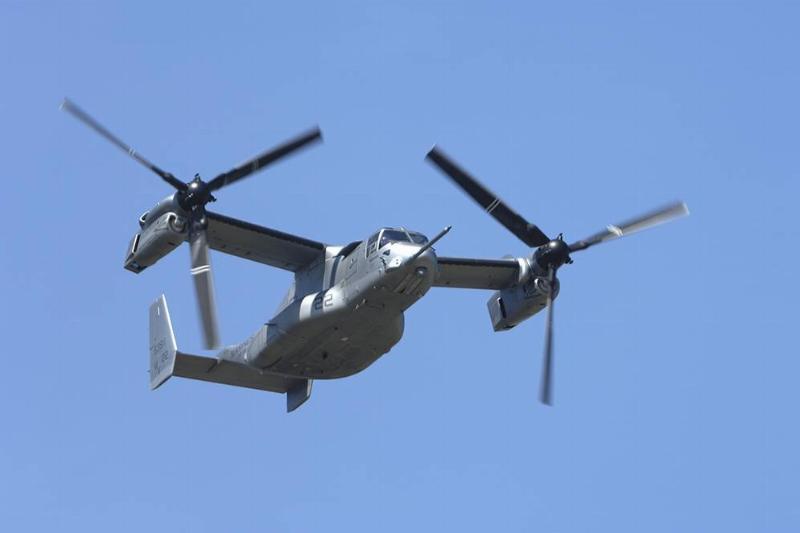9. Bell Boeing V-22 Osprey