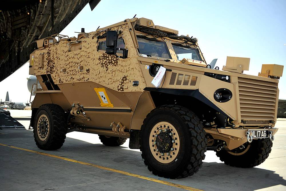 Force Protection Ocelot