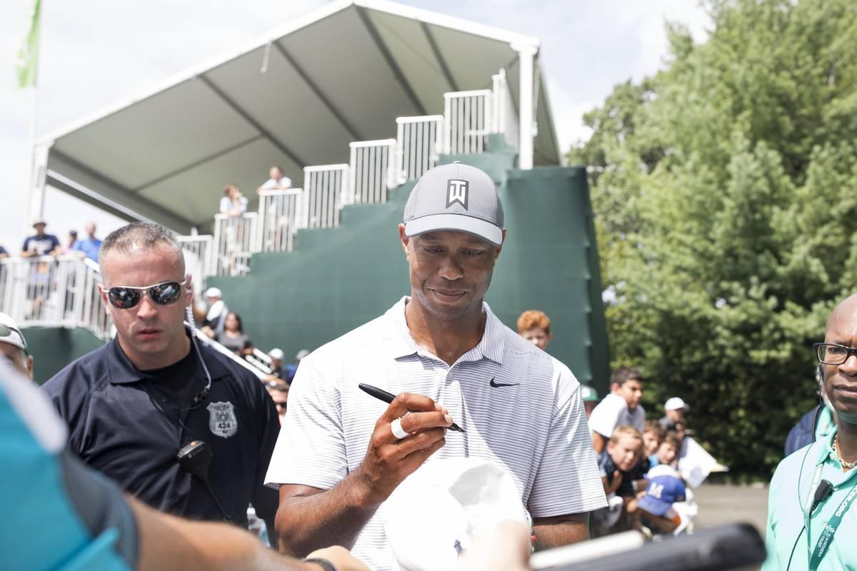 Tiger Woods: $2,625