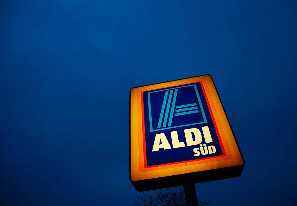 Picture of Aldi sign