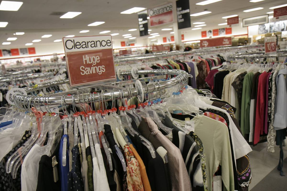 April Brings More Than Showers, It Brings Spring Clothing Sales