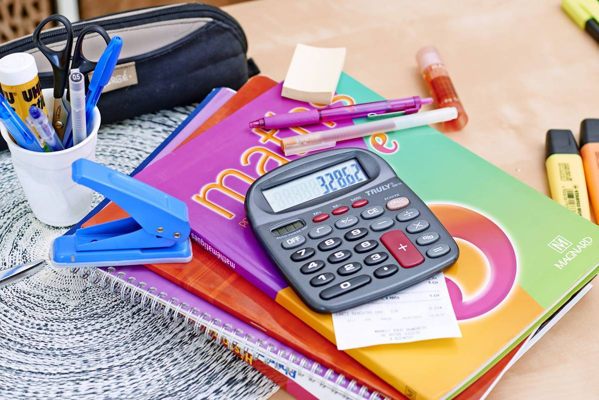 August Is The Best Time To Shop For School Supplies