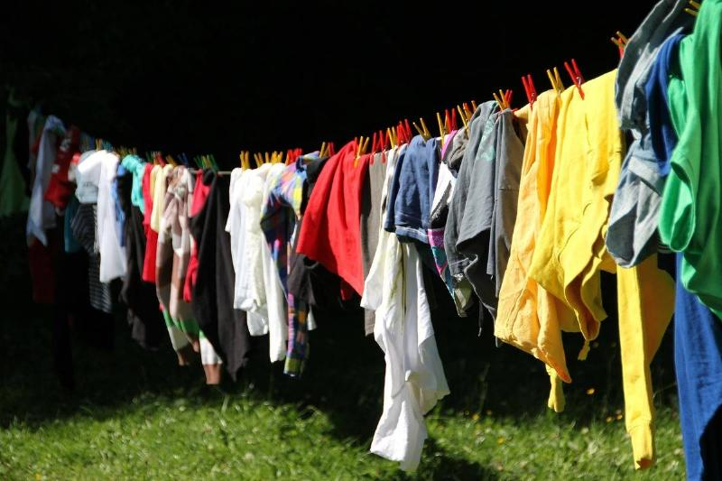 Bypass The Dryer And Line-Dry Laundry