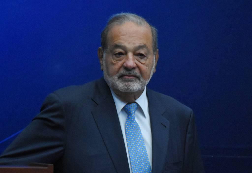Picture of Carlos Slim Helu